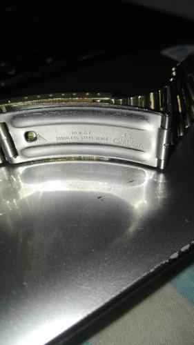 vendo o cambio pulso o manilla reloj omega suizo original