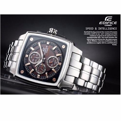 0c1e4f0df03b Vendo O Cambio Reloj Casio Edifice Solar Original Nuevo - Bs. 92.000 ...