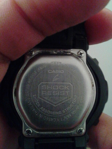 vendo o cambio reloj casio gshot  g-314rl