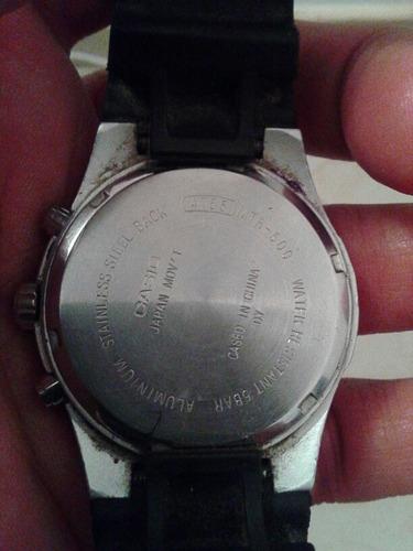 vendo o cambio reloj casio mar-500