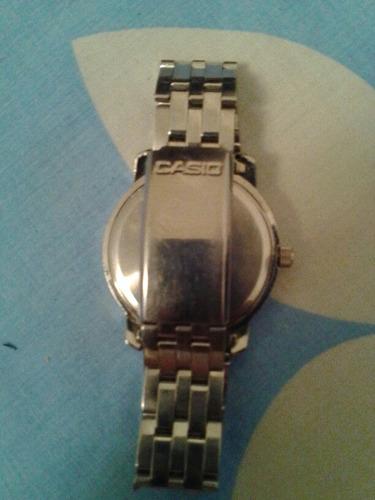 vendo o cambio reloj casio mtp-1182