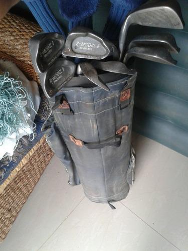 vendo o cambio set palos de golf (remato)