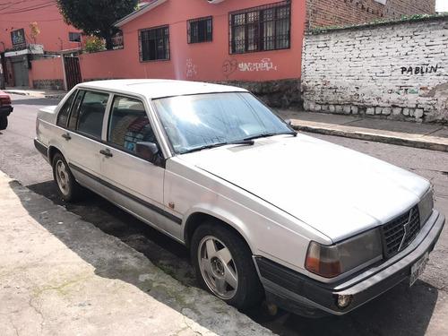 vendo o cambio volvo 940 turbo