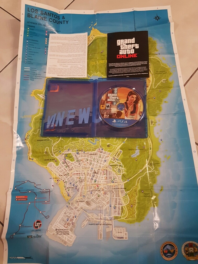 Vendo O Intercambio Gta 5 Por Un Juego De Nintendo Switch S 100