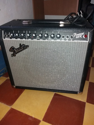 vendo o permuto amplificador fender frotman 65r