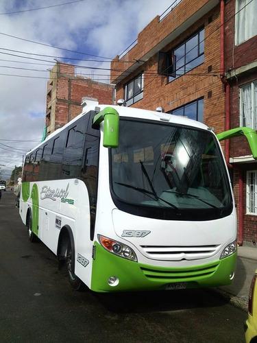 vendo o permuto bus jac 2016