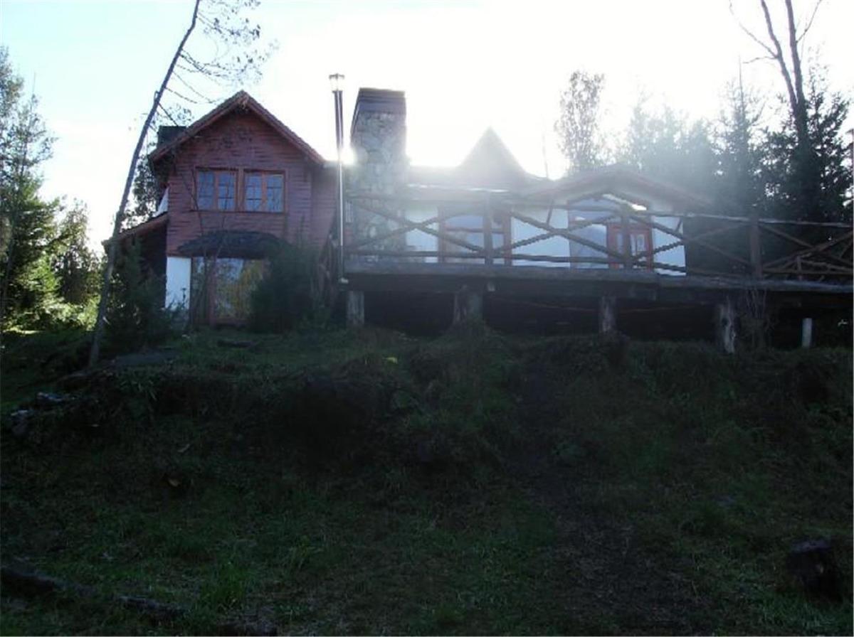 vendo o permuto cabaña en villa la angostura, todos los serv