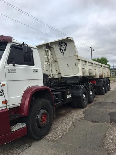 vendo o permuto camion vw 17220 tractor