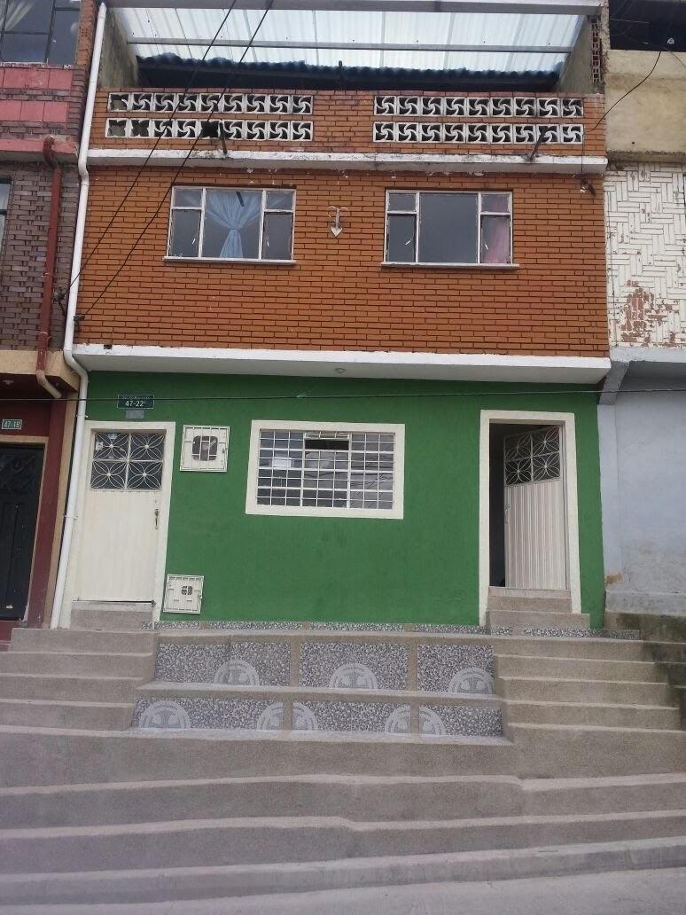 vendo o permuto casa en el barrio nueva gloria