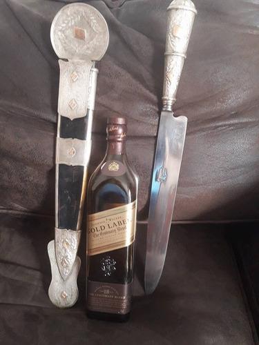 vendo o permuto cuchillo criollo franz wenk solingen