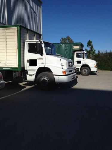 vendo o permuto flota camiones
