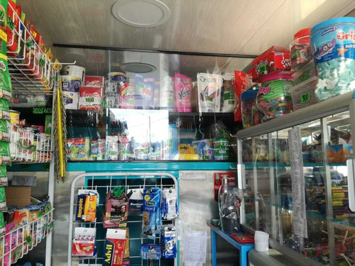 vendo o permuto food truck, o tienda movil