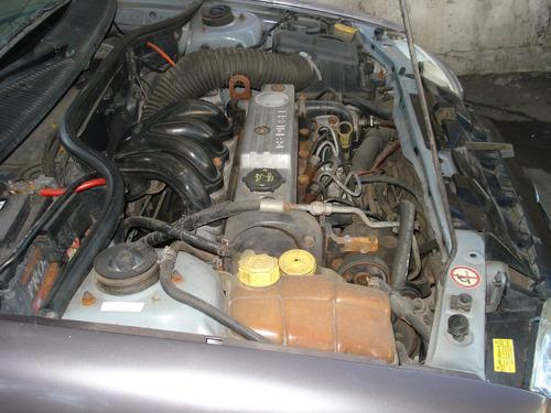 vendo o permuto ford escort diesel lx. muy bueno!!!