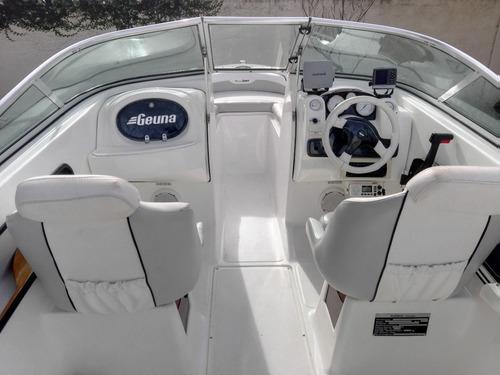 vendo o permuto geuna f 185 motor mercury 115 hp modelo 2011