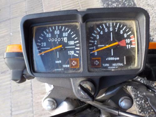 vendo o permuto hartford 125, 0 km muy buena calidad!