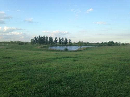 vendo o permuto hermoso terreno lindero a laguna!