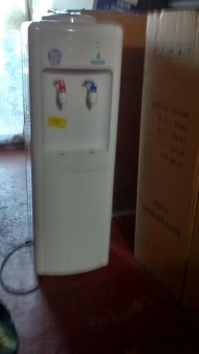 vendo o permuto maquina dispensadora de agua frio-caliente