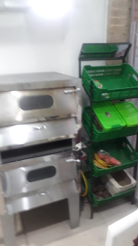 vendo o permuto negocio de elaboración de alimentos