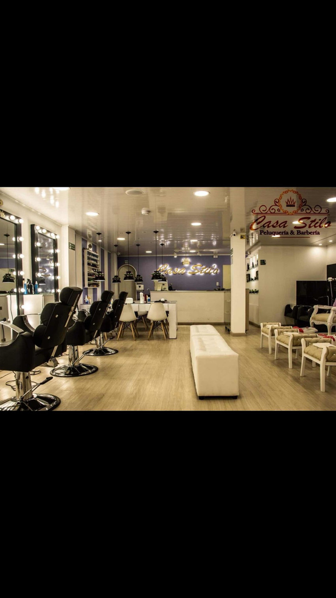 vendo o permuto peluquería , barbería , spa uñas , estetic