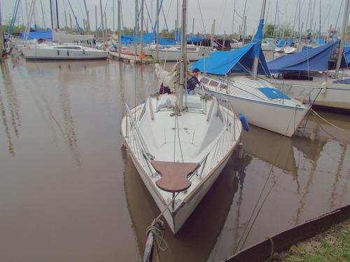 vendo o permuto  por igual o menor valor velero silver 22