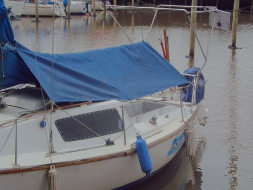 vendo o permuto  por mayor o menor valor velero silver 22