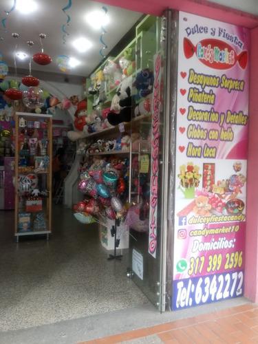 vendo o permuto tienda de detalles dulce fiesta candy market
