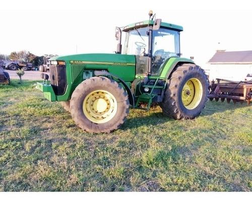 vendo o permuto tractor john deere 8100
