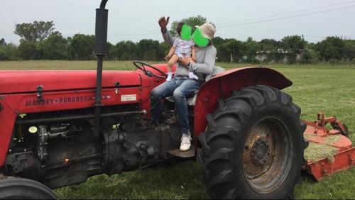 vendo o permuto tractor massey ferguson 65 x