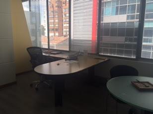 vendo oficina de1060 m2- chicó bogota. yg