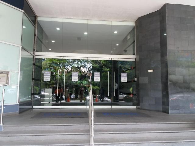 vendo oficina en ocean business plaza, marbella 18-5054**gg*