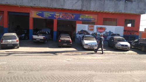 vendo oficina mecanica  avenida super movimentada em suzano
