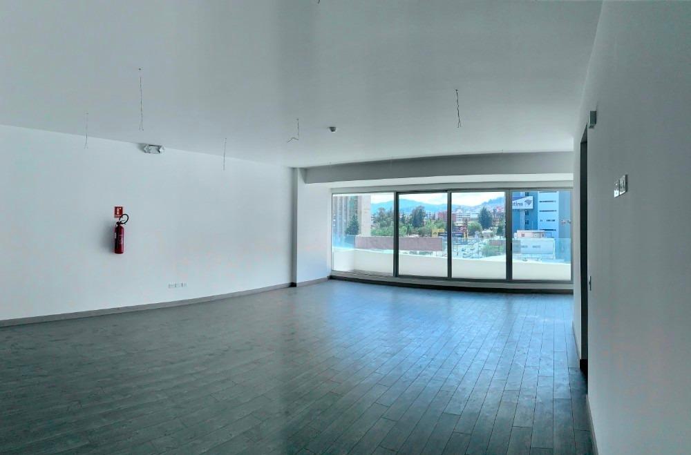 vendo oficina por estrenar 83m2 -muy buena ubicación y vista