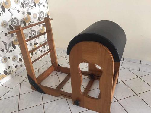 vendo ou troco cadillac, reformer, chair e barril -pilates