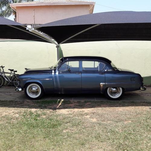 vendo ou troco dodge kingsway 1953 - raro no brasil