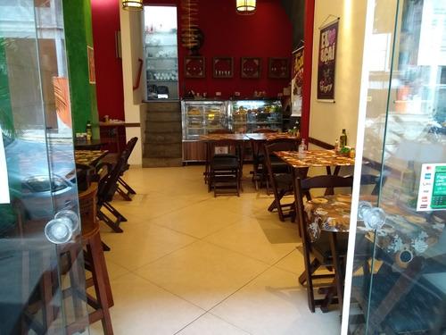 vendo ou troco restaurante na região de pinheiros