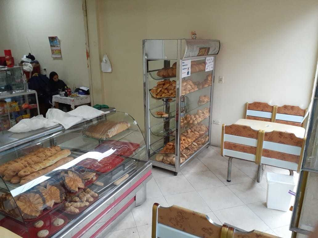 vendo panadería