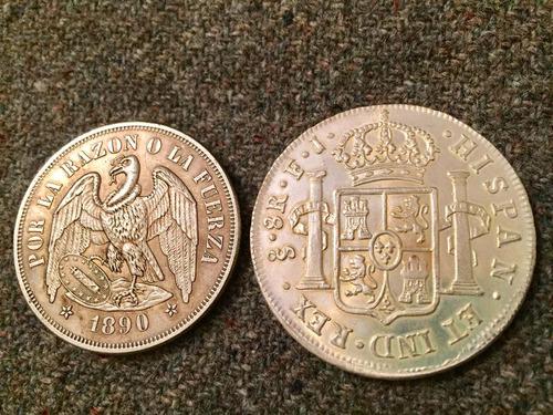 vendo par de monedas