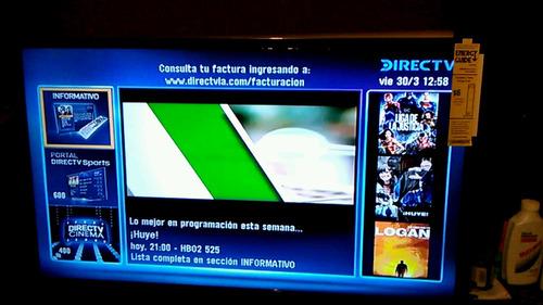 vendo parabolas satelitales para directv latinoamerica