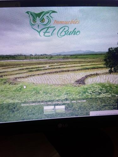 vendo parcela de 9.5 hectareas en - tambogrande -piura