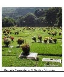 vendo parcela de cementerio de 2 dos subterránio
