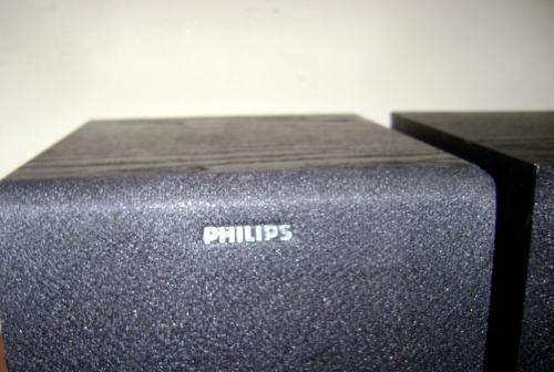 vendo parlantes philips 35w 6 ohms