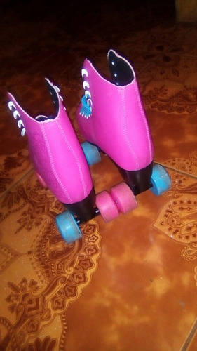 vendo patines  soy luna  usados una vez