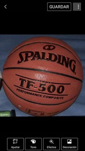 vendo pelota de basket original nueva