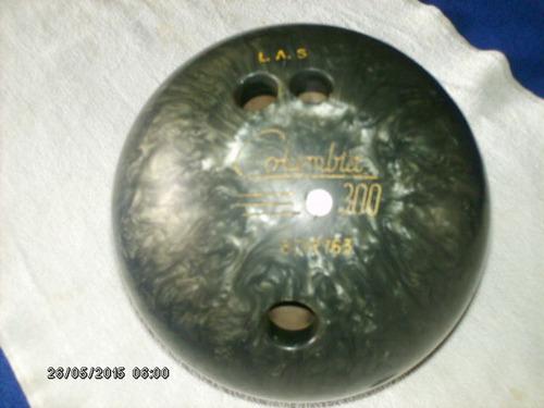 vendo pelota de bowling columbia 300, 14 lbs.