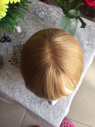 vendo peluca natural