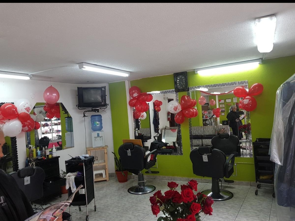 vendo peluquería por cuestiones de salud  5 año clientelas f