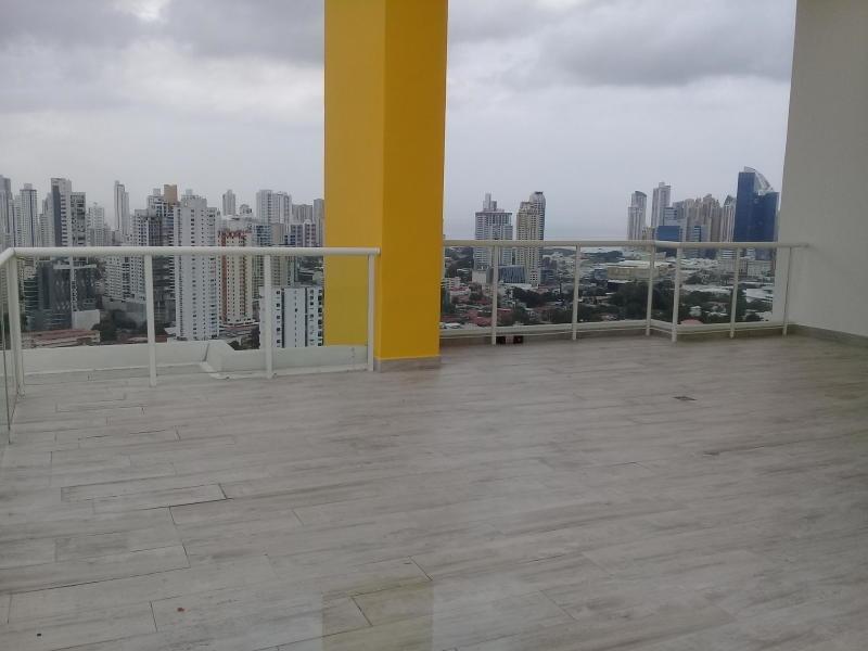 vendo penthouse en metropolitan park, vía españa 19-9529**gg