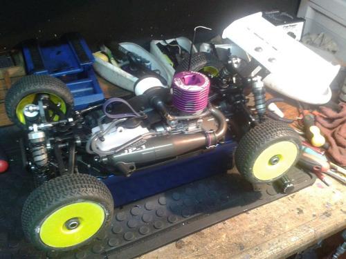 vendo perfecto buggy nitro mugen mbx7r