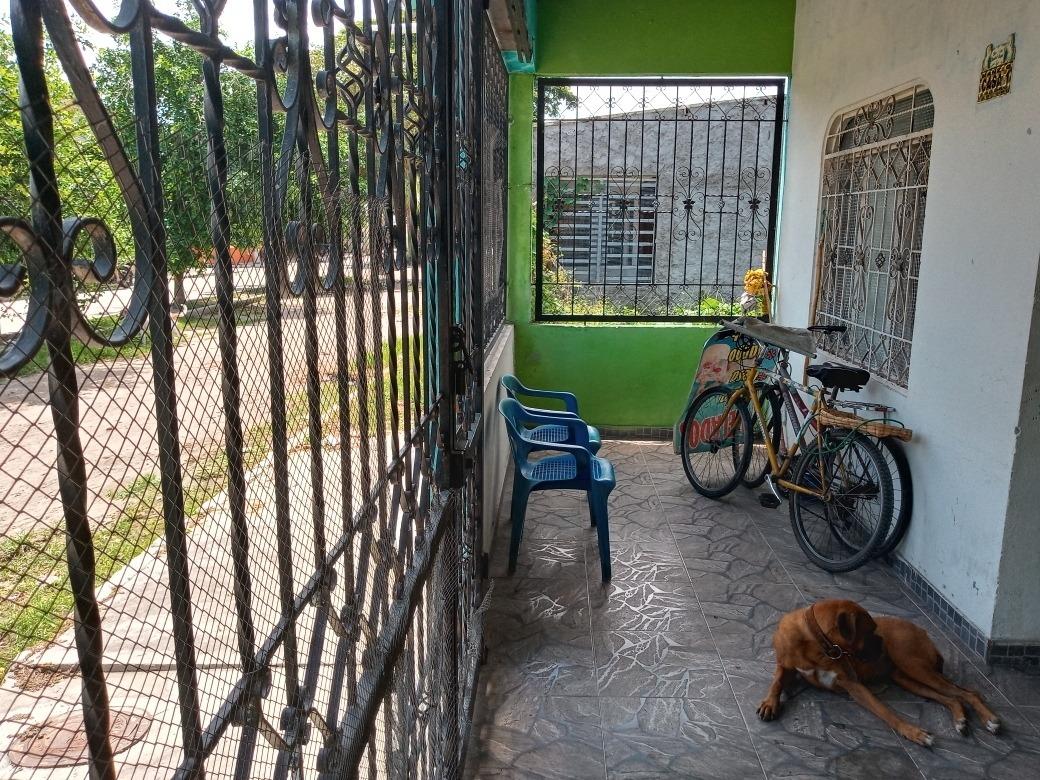 vendo permuto ganga casa con zona verde