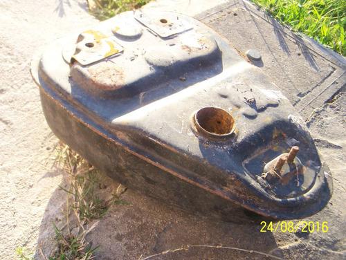 vendo-permuto tanque-nafta baccio px 110 completamente sano